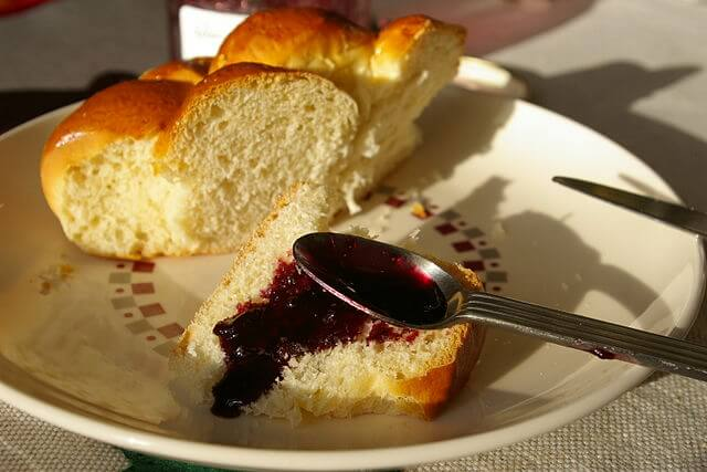Elderberry-jam